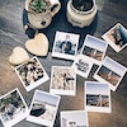 Polaroid фото